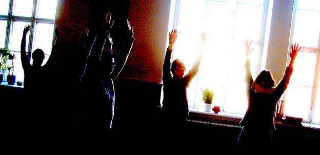 Kum Nye Yoga på Föreningen för tibetansk buddhism i Göteborg