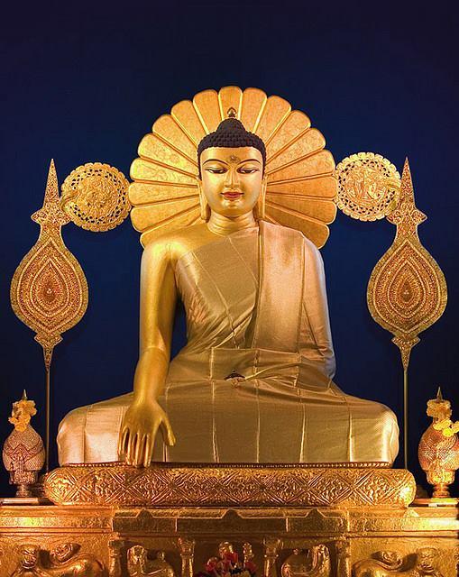 Buddha Shakyamuni, Bodhgaya